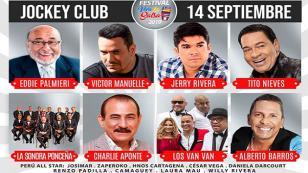 Festival Viva la Salsa 2019 reunirá a Eddie Palmieri, Los Van Van, Tito Nieves, Víctor Manuelle, Jerry Rivera y más en un mismo escenario