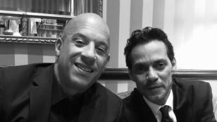Fundación de Marc Anthony premia la labor humanitaria del actor Vin Diesel