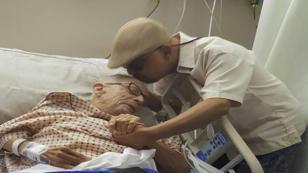Fundador de la Sonora Ponceña Quique Lucca se recupera tras accidente