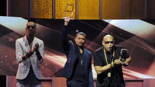 Gente de Zona ganó tres premios Billboard 2017 (VIDEO)