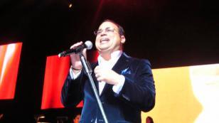 Gilberto Santa Rosa continúa con su gira 40 y Contando