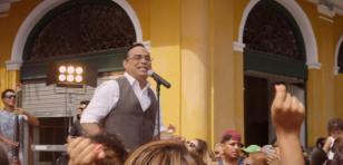 Gilberto Santa Rosa estrenó video oficial de 'El Callao de Fiesta'