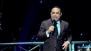 Gilberto Santa Rosa llega a Colombia con su concierto sinfónico