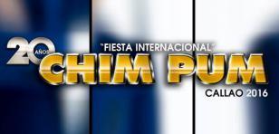 Gilberto Santa Rosa, Víctor Manuelle, Alberto Barros, y Maluma en el Chim Pum Callao 2016