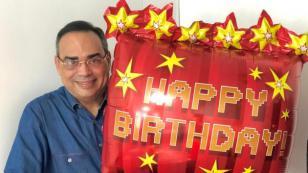 Gilberto Santa Rosa y el mensaje de agradecimiento por los saludos de cumpleaños