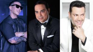 ¡Gilberto Santa Rosa y Víctor Manuelle estarán en 'Juntos en Concierto VIII'! (VIDEO)
