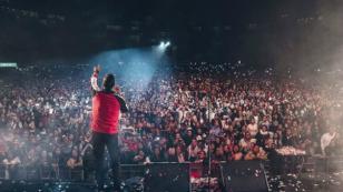Las imágenes del concierto de Víctor Manuelle en Lima