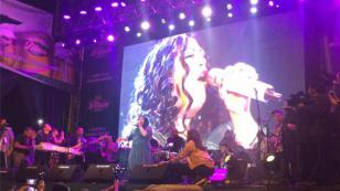 ¡India emocionó a chalacos en La Serenata al Callao!
