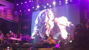 ¡India emocionó a chalacos en La Serenata al Callao! (VIDEOS Y FOTOS)
