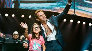 Jacqueline Villalobos, niña que bailó con Marc Anthony, conversó con Radiomar [VIDEO]