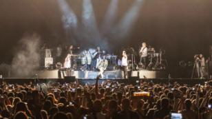 Jerry Rivera compartió imágenes de su concierto en Lima