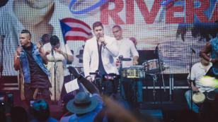 Las imágenes del concierto de Jerry Rivera en Chicago