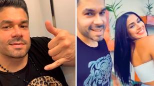 Jerry Rivera se estrenó en TikTok al lado de su hija y paralizó las redes