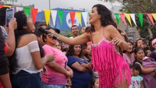 Kate Candela sorprende a sus fans al hacer cover de una canción de Joe Arroyo