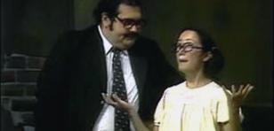Foto nunca antes vista de la 'Chilindrina' y el 'Señor Barriga' te hará llorar