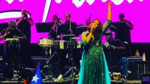 La India admira el talento de Yahaira Plasencia