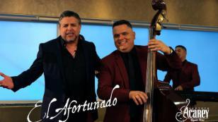 Luis Enrique y Septeto Acarey estrenan canción y video de 'El afortunado'