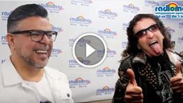 Luis Enrique se encontró con 'Alex Lora' en Radiomar Plus