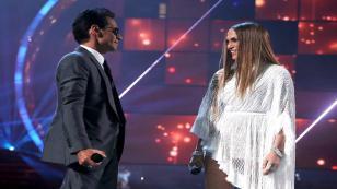 Marc Anthony agradeció a Jennifer López y fans por el éxito de 'Olvídame y pega la vuelta'