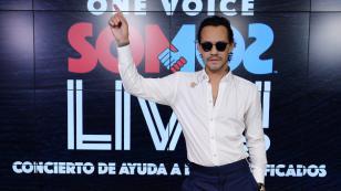 Marc Anthony encantó a panameños con espectacular concierto