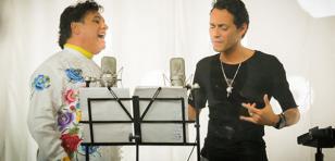 Marc Anthony y Juan Gabriel estrenan salsa 'Yo te recuerdo'