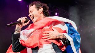 Marc Anthony se solidariza con mexicanos tras terremoto