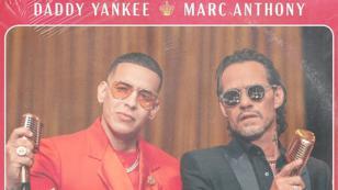 Marc Anthony y Daddy Yankee estrenaron 'De Vuelta pa' la vuelta'