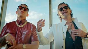 Marc Anthony y Daddy Yankee son tendencia con 'De vuelta pa' la vuelta' y superan los 4 millones