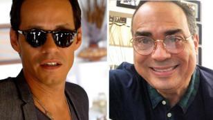 Marc Anthony y Gilberto Santa Rosa juntos por el mismo propósito