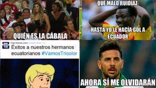 Perú vs Ecuador: Estos son los divertidos memes de la victoria