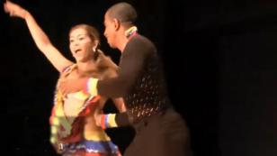 ¡Mira a estos colombianos campeones mundiales de salsa! (VIDEO)