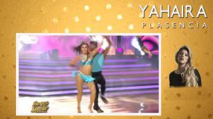 ¡Mira a Yahaira Plasencia bailando salsa en 'El Gran Show'! (VIDEO)