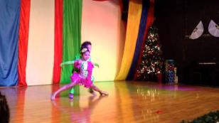 ¡Mira bailar a estos niños campeones de salsa! (VIDEO)