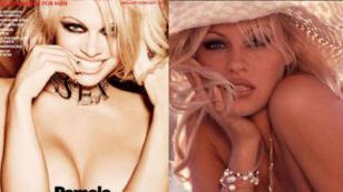 Pamela Anderson posó desnuda a sus 49 años