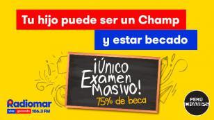 ¡Perú Champs premia con una beca a grandes talentos! Entérate aquí cómo conseguirla