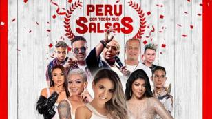 Perú con todas sus salsas: El concierto más esperado del año