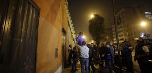 La Policía Nacional del Perú  da conocer las zonas más peligrosas de Lima y Callao
