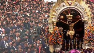 ¡Ponen en marcha plan para disminuir el tráfico por procesión del Señor de los Milagros!