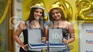 Radiomar inicia el 2020 uniendo a Yahaira Plasencia y Daniela Darcourt [FOTOS Y VIDEO]