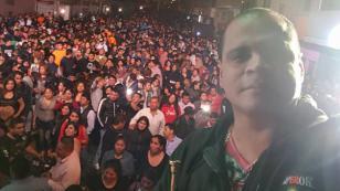 ¡Radiomar Plus presentó en concierto a Zaperoko en 'Salsa Pa'l Barrio'! (VIDEOS)