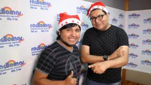 ¡Radiomar Plus te desea una feliz Navidad! (VIDEO)