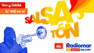 ¡Radiomar te invita a participar del Salsatón de Radiomar, vive gozando!