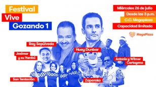 ¡Radiomar te pone la salsa en vivo con el Festival Vive Gozando 1!