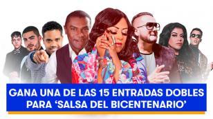Radiomar te regala entradas dobles para 'Salsa del Bicentenario'