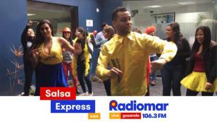 ¡Radiomar, vive gozando, pone la salsa en donde estés con Salsa Express! (FOTOS Y VIDEOS)