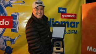 Ray Sepúlveda recibió homenaje en Festival Vive Gozando 1