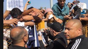 ¡Rubén Blades ya se encuentra en Lima para su concierto! (FOTOS)