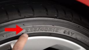 ¿Sabes lo que significan los números que están en las llantas de los autos? ¡Aquí te lo  contamos!
