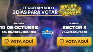¡'Salsa pa'l barrio' ya tiene sus dos finalistas!