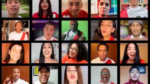 Salseros peruanos se unen en el recital 'Contigo, Perú'